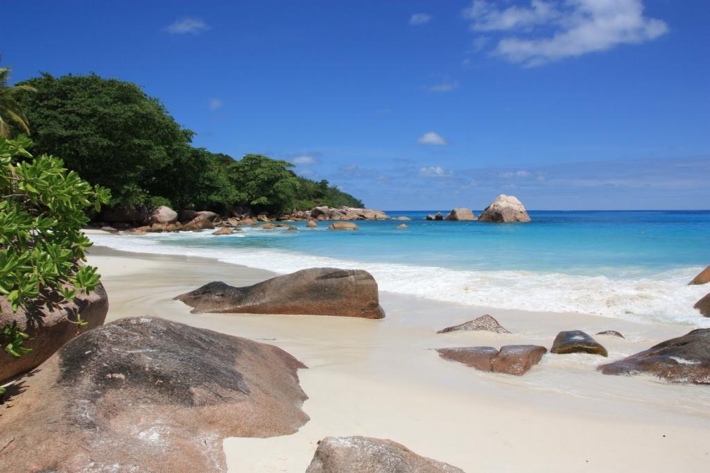 L'anse Lazio, Seychelles