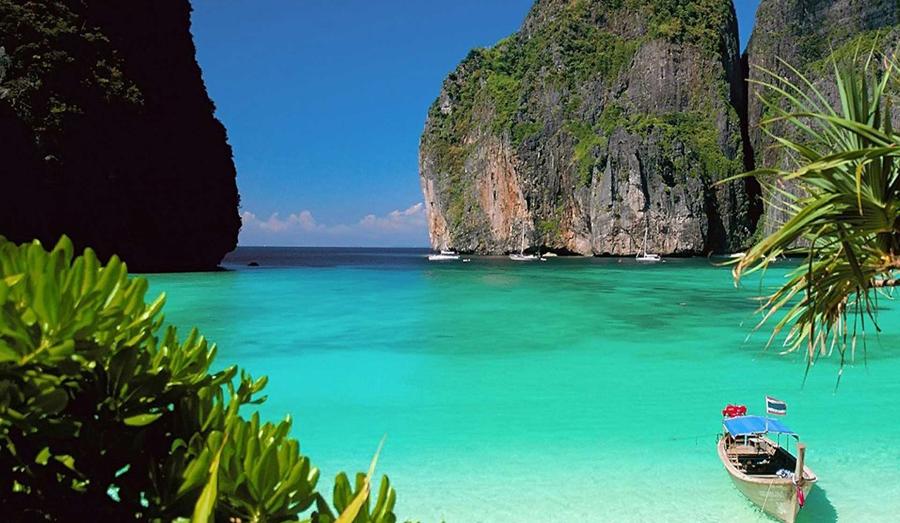 Koh Phi Phi, Thaïlande