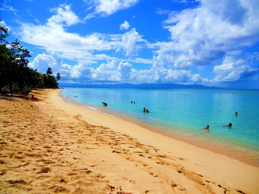 Anse Du Souffleur, Guadeloupe