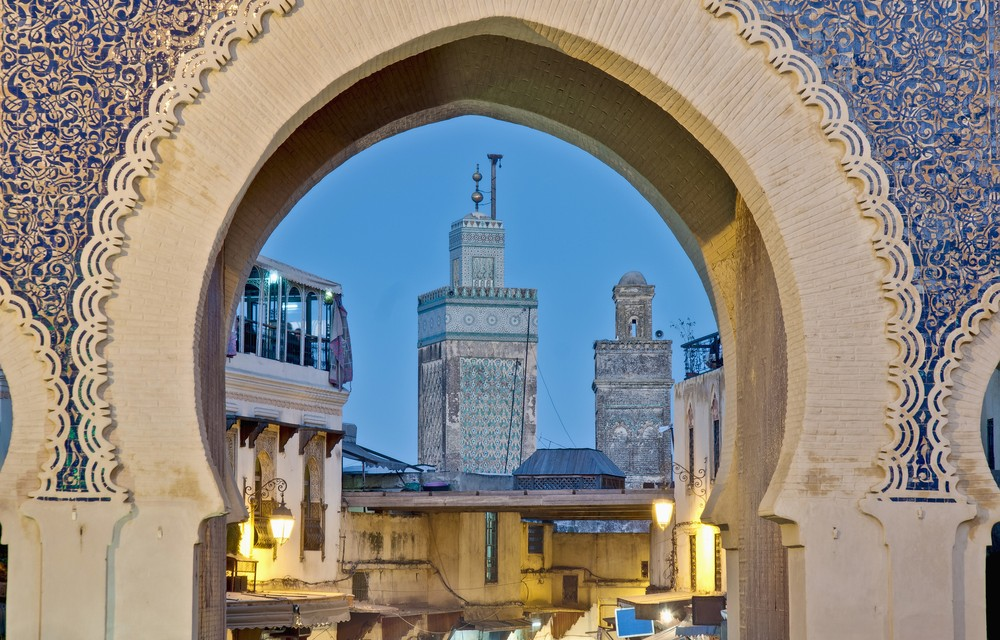 Découvrez Fès, ville authentique du Maroc