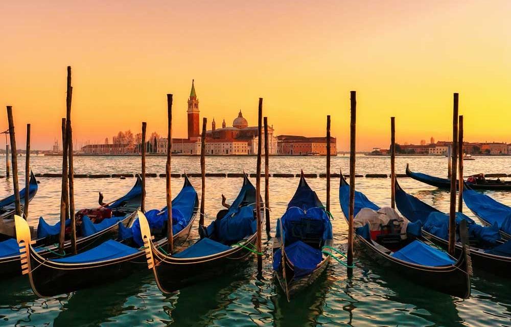 Un petit tour à Venise